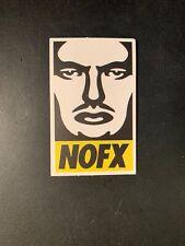 Nofx Sticker / Decal