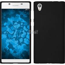For Sony Xperia L1 G3311 G3312 G3313 Case Black Slim Matte Gel TPU Cover Skin