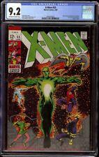 X-Men # 55 CGC 9.2 OW/W (Marvel, 1969) Barry Windsor-Smith cover