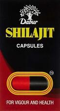 Dabur Shilajit 100 Caps For Vigour & Health Ayurvedic Free Worldwide Shipping