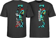 Powell Peralta Ray Barbee Rag Doll Skateboard T Shirt Charcoal Heather Xxl