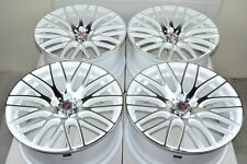 18 white Wheels Rims Outback FX35 Sonata Camry Accord Civic Sorento RAV4 5x114.3
