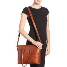 PATRICIA NASH Gava TOTE Tan PURSE Leather Heritage SATCHEL Brown Handbag NWT