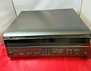 Technics SL-MC4 - 60 + 1 Disc CD File Changer Player - Compact Disc - TESTED