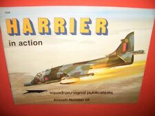 Squadron Signal 1058 Number 58, HARRIER in action