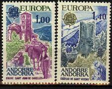 Andorra frz.282/83 Europa postfrisch