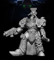 Warhammer 40K Inquisitor Martyr Space Marine Custom Proxy model Limited