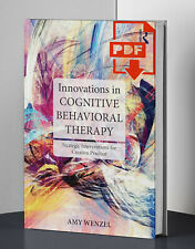 Innovations in Cognitive Behavioral Therapy by Amy Wenzel 𝖤𝖡𝟢𝟢𝖪