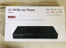 LG 4K UBKM9 Blu-Ray Player (DX)