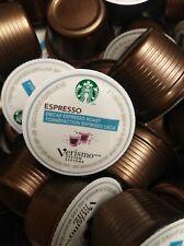 Starbucks Verismo 144 Count Decaf Espresso Roast Espresso Pods - **PAST THE BB**
