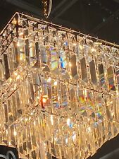 Contemporary Pendant light  Crystal  Chandelier Ceiling light Lighting fixture
