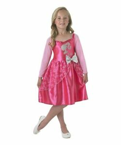 Barbie Girl Deluxe dress up Costume Age 2-3yrs