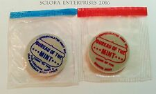 1968 - 1969 US MINT TOKEN SET P & D  *IN MINT CELLO*   **FREE SHIPPING**