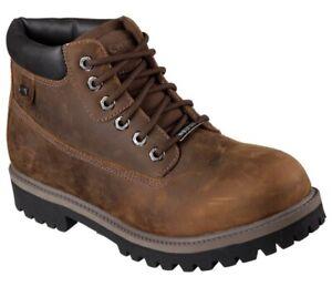 4442CDB Skechers Men's Sergeants-Verdict Work Boot Memory Foam