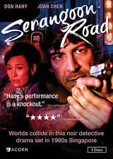Serangoon Road, New DVD, Chin Han, Pamela Chee, Michael Dorman, Alaric Tay, Maev