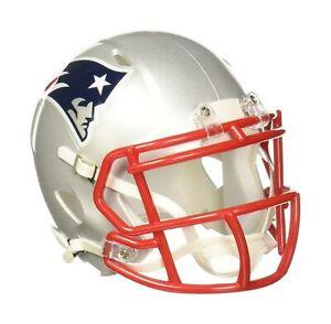 Riddell NFL Speed Mini Helmet New England Patriots One Size Team Color
