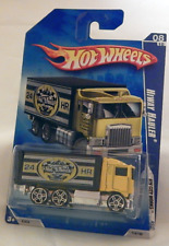 Hot Wheels City Works 2009-114 Hiway Hauler Local Delivery Truck