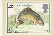 GREAT BRITAIN - TROUT - PHQ65(c) - 1983