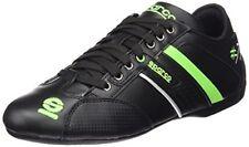 Zapatos informales de hombre negras Sparco de piel