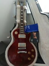 Gibson Les Paul Traditional Plus 2011 Wine Red
