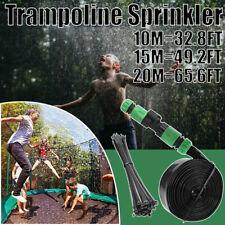 Outdoor Trampoline Sprinkler Kids Water Sprinkler Summer Water Fun for Kids Yard