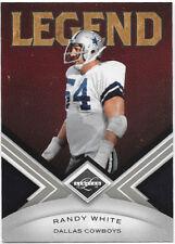 2010 Limited Legend #146 RANDY WHITE /499 Dallas Cowboys HOF