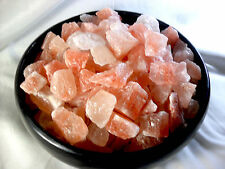 2 Lbs Pure Himalayan Salt® FDA approved Crystal Sea ROCK  Chunks 84 minerals