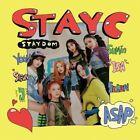 [US SHIPPING] STAYC - [STAYDOM] 2nd Single Album CD+Poster+Photobook+Photocard