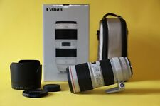 Canon EF 70-200mm f/2.8L IS III USM Zoomobjektiv (3044C005)  *Mit Gewährleistung