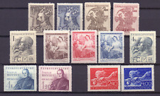 Tschechoslowakei Mi 521-26 532-38 MNH VERSCHIEDENE, DIFFERENT 0021