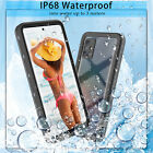 For Samsung Galaxy A51 Waterproof Full Case With Built-in Screen Protector Cover