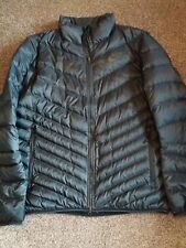 Mens black nike jacket down fill, size Medium. RRP £150 BNWT