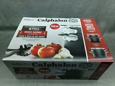 NEW | Select By Calphalon | Hard-Anodized | Nonstick Cookware Set | 5 Piece