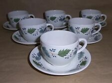 Tableware Ridgway Pottery Cups & Saucers