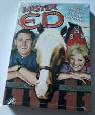 Mister Ed: The Complete Third Season DVD 2010 4-Disc Set NEW SEALED + FREE SHIP