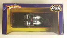 Hotwheels Original 1:18 Scale Batman 1966 TV Series Batmobile