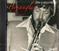 Jim Galloway - Bojangles (1981 Album) 2011 CD (New & Sealed)