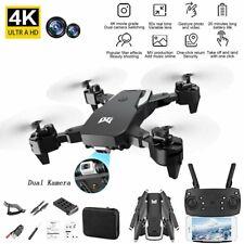 FPV Drohne mit 4K HD Dual Kamera 2.4G RC WIFi APP Video MV Induktion Quadcopter