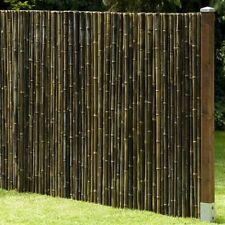 sicht- & lärmschutzwände aus bambus für den garten | ebay, Best garten ideen