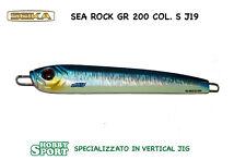 VERTICAL JIG SEA ROCK SEIKA 200 GR COL 19 BLU