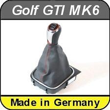 OEM Volkswagen VW Golf GTI MK6 VI Alu Sport Gear Knob Shift 6 Gears