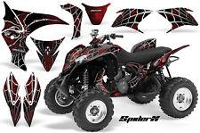 HONDA TRX 700 GRAPHICS KIT CREATORX DECALS STICKERS SPIDERX RED