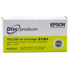 Epson Discproducer PP-100 Yellow Ink Cart. (PJIC5) (C13S020451)