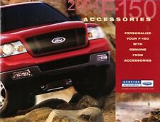 2004 04 Ford F150 Pickup Accessories sales brochure