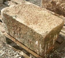 1 St. Antiker Stubensandstein Natursteinmauer Bruchsteine Sandsteine Mauerwerk