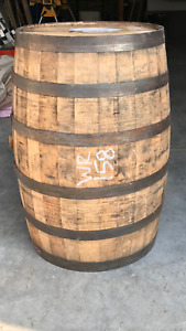 Authentic Used Tennessee Bourbon Whiskey Barrels Jack Daniels