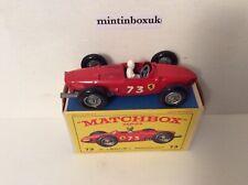 Repro Box Politoys Nr.57 Ferrari Formula 1