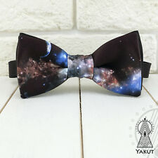 Space Bow tie #9 Galaxy pattern Bowtie Stars sky Adults and Kids sizes