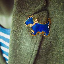Scottish Terrier Brooch #5129