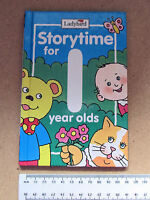 Storytime for 1 Year Olds by Joan Stimson (Hardback, 1994) Ladybird